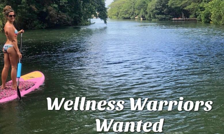 Wellness Warriors Wanted