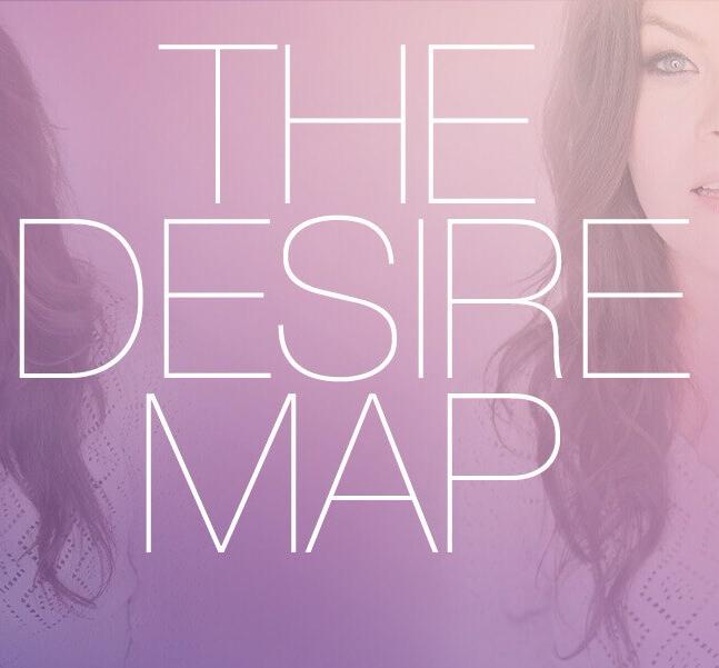 Danielle LaPorte's Desire Map