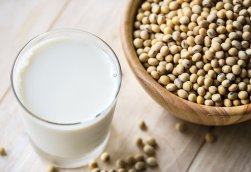 soy bean milk
